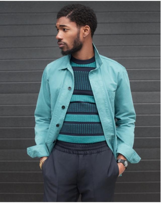 Men's 2019 Spring Looks